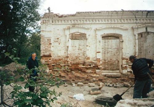 Храм Дмитрия Солунского с. Тепловка