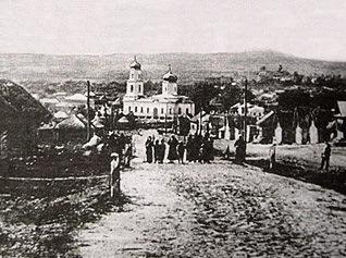 Храм в с. Тепловка 18 век
