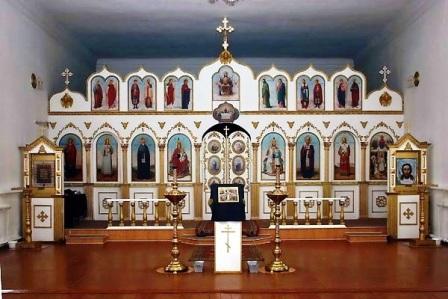 Храм Покрова Пресвятой Богородицы Новые Бурасы