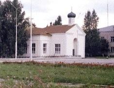 Храм Новые Бурасы 2000 г.